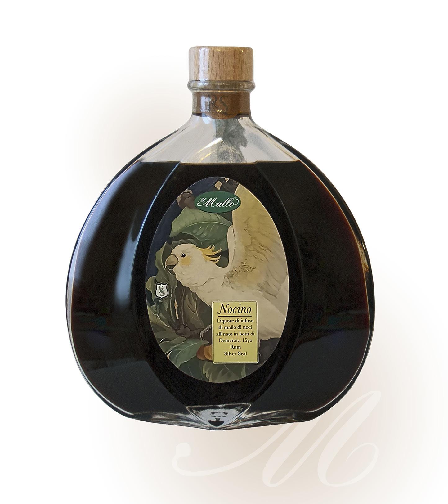 Il Mallo - Nocino di Modena Rum Cask